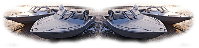 Алюминевые лодки