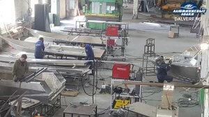 Производство алюминиевых лодок и катеров