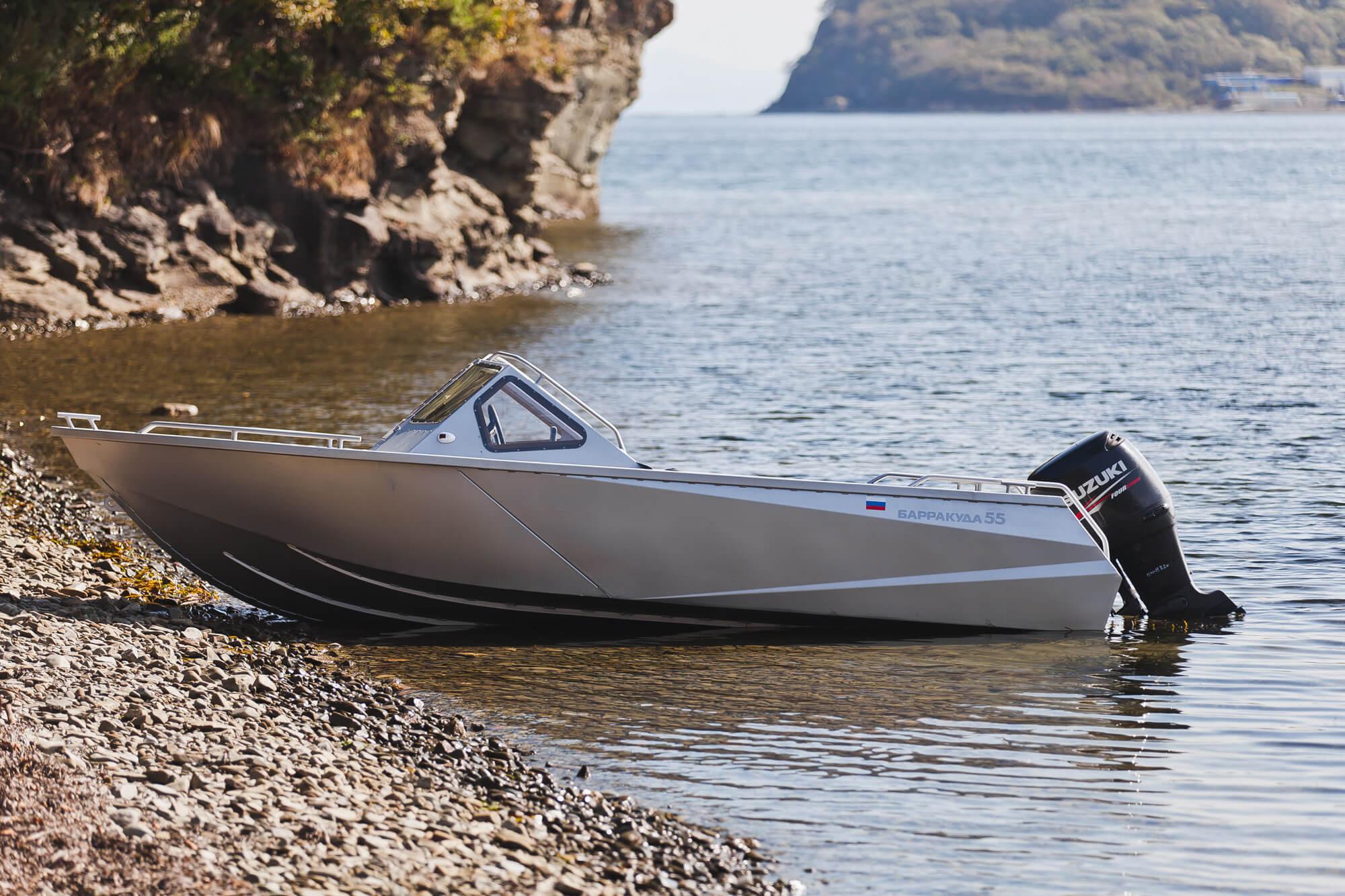Каталог алюминиевых лодок
