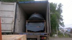 Поставка алюминиевых лодок в «Национальный парк «Берингия»»
