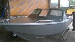 Производство алюминиевых лодок на заказ