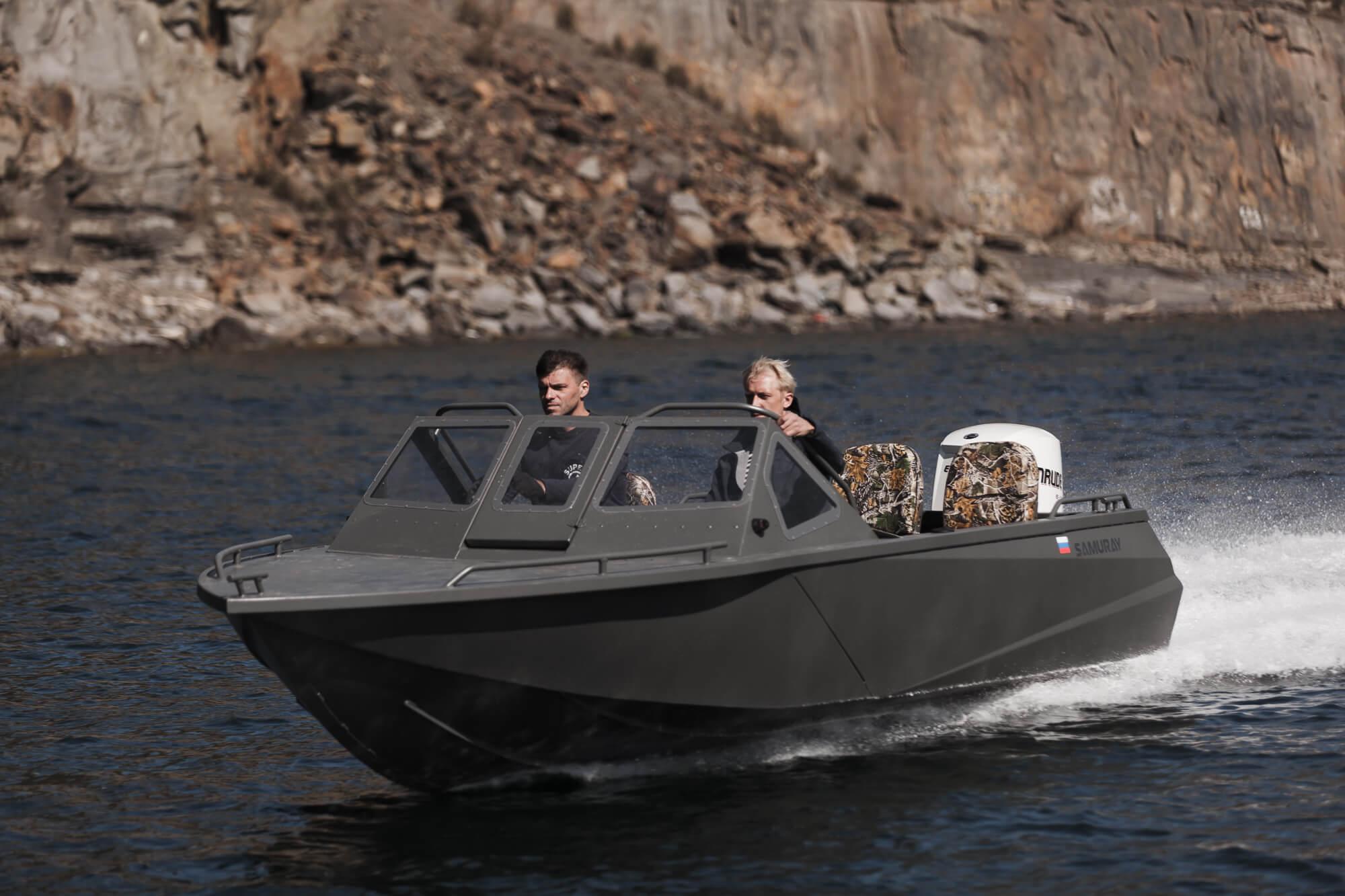 моторные алюминиевые лодки бу в сургуте