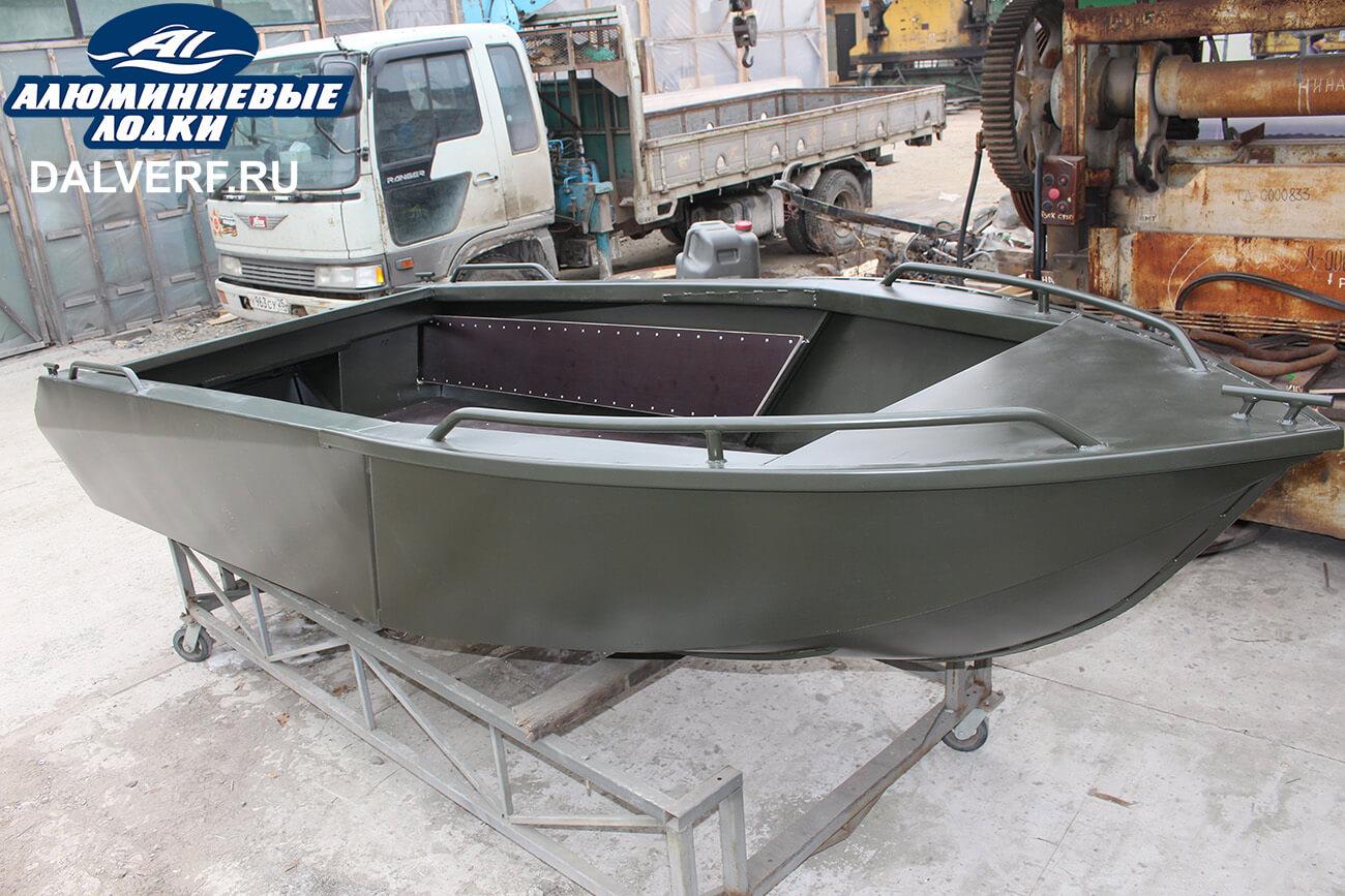 алюминиевая лодка в екатеринбурге производство