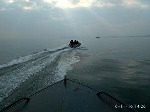 Алюминиевая лодка Север 4200