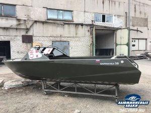 Алюминиевая лодка Барракуда 58