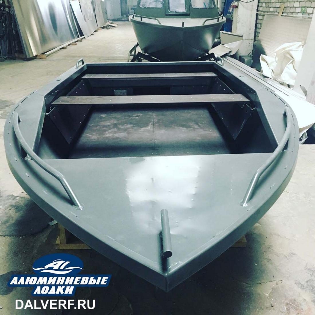 Выбираем лодку пластиковая или алюминиевая